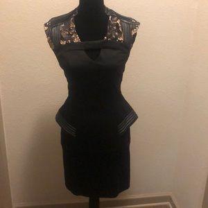 Beautiful bebe dress!